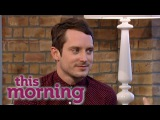 Elijah Wood Looks Back On His Career This Morning