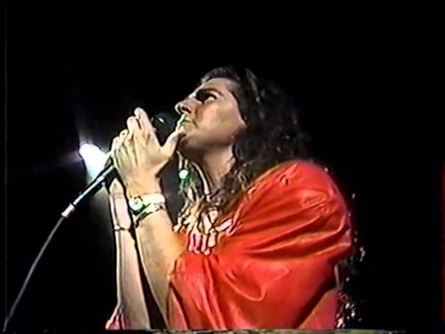 Thomas Anders - Come Into My Arms (Live in Chile 1988)