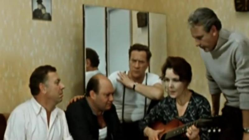 Нина Ургант Нам нужна одна победа из х ф Белорусский вокзал СССР 1970