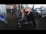 Мастер-класс Victor Martinez. Тренировка мышц спины (1)
