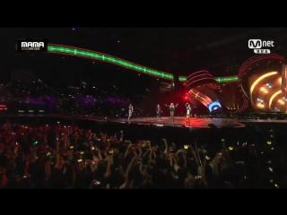 [Full Show] 2015 MAMA - Mnet Asian Music Awards in Hong Kong (3/4) 151202