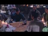 [BTS] Шесть летящих драконов - за кадром (28)