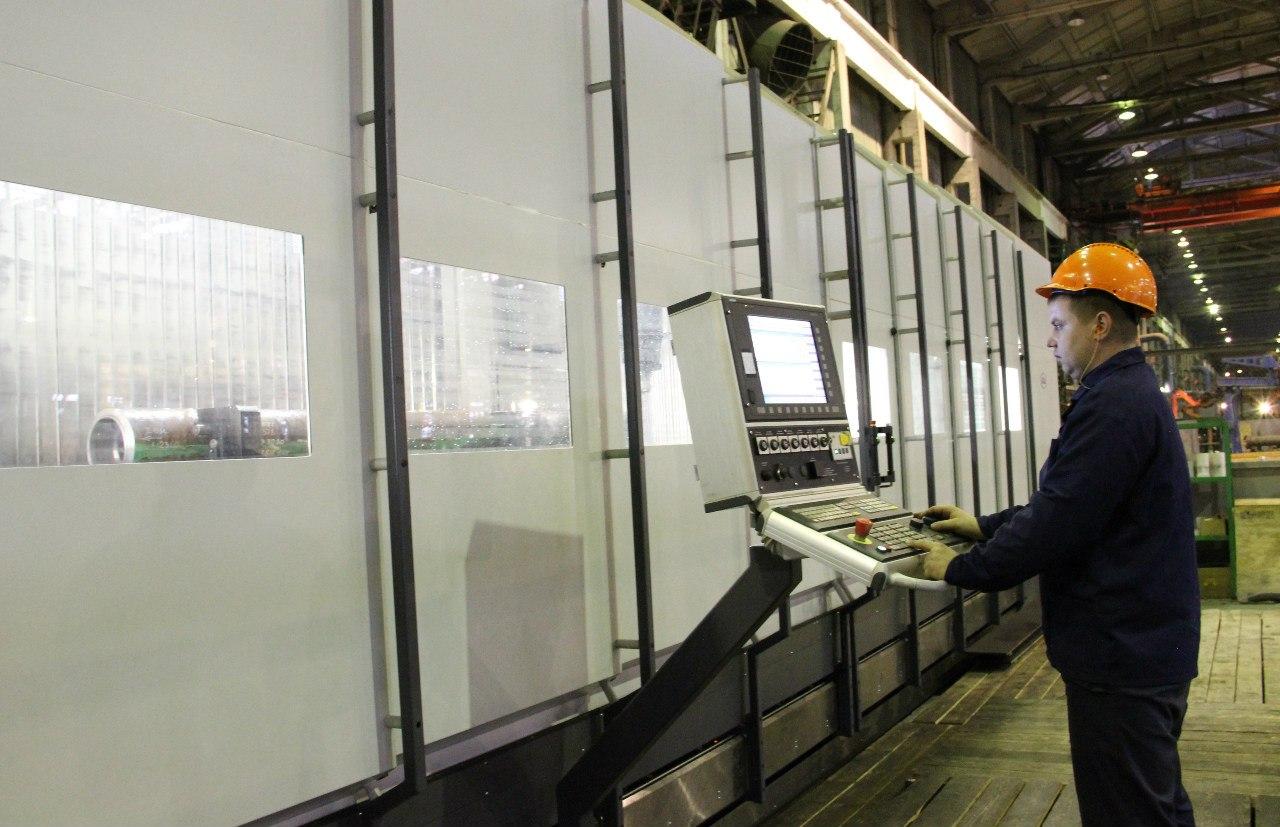 «Красный котельщик» завершил очередной этап модернизации производства