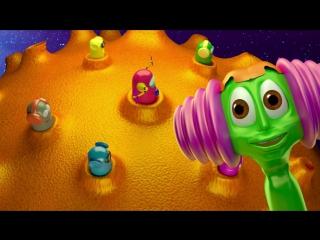 Детские клипы онлайн ТЫНЬ ДЫНЬ Веселый молоточек - детские песенки мультики - ответ гуми беру