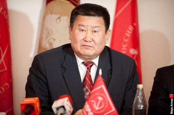 Лидер коммунистов Бурятии: «Можно только догадываться, откуда «ноги растут»