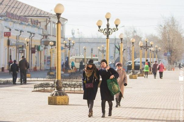 В Улан-Удэ побит 63-летний температурный рекорд