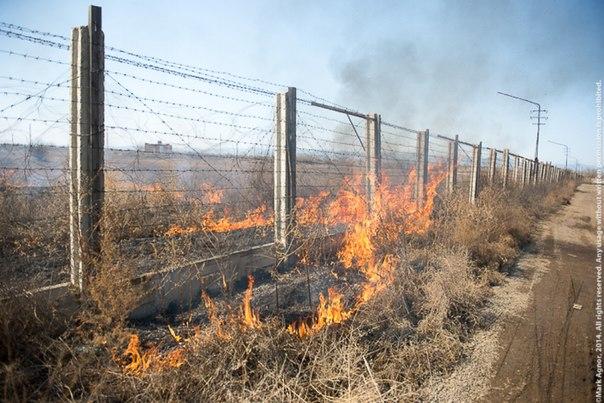 Жителям Улан-Удэ запретили жечь мусор и траву