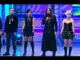 Рижские готы - Приветствие (КВН Премьер лига 2011. Вторая 1/8 финала)