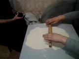 Как казаки пиццу готовили.)