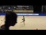Арина Аверина - мяч (многоборье)  Кубок Мира Берлин 2016