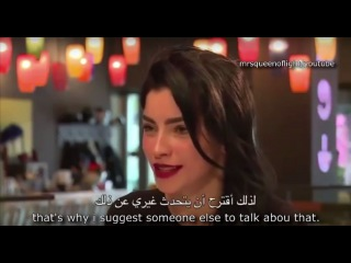 Merve Bolugur interview with 'extra turki' in english