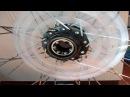 Как поменять подшипники заднего колеса Велосипед Stels Navigator 550