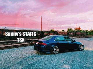 Sunny's Static Acura TSX  Slammed tsx  Car Feature - CamberGang [SlammedEnuff]
