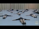 Vaganova Ballet Academy Stretching and flexibility Contemporary Dance Exam 5th class