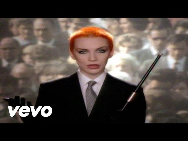 Eurythmics - Sweet Dreams (Are Made Of This) (Video (Remastered))