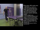 Andrew Rushton: How and Why you Serve Short the Forehand Flick response