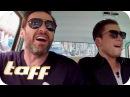 Karaoke mit Hugh Jackman und Taron Egerton taff ProSieben