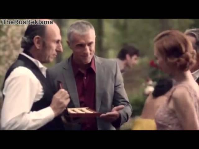 Реклама Коркунов Секрет хорошего вкуса