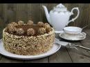 Торт Ферреро Роше ✧ Ferrero Rocher Cake English Subtitles