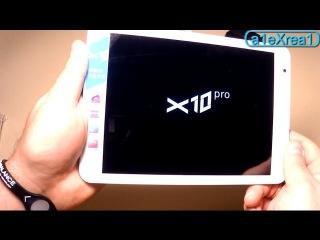 Ramos X10 Pro 3G обзор китайского планшета на русском review