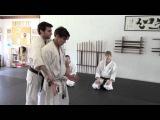 Karate Bunkai Heian Yon Dan 02