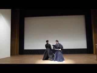 Kenjutsu - Genko Nito Ryu