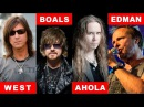FORCES UNITED Power Subunit Goran Edman Jarkko Ahola Mark Boals John West Power Metal