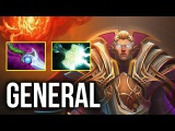 Navi.GeneRal Invoker Carry Diffusal Mjollnir vs Rat 7200 MMR Gameplay Dota 2