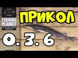Fishing Planet 0.3.6   Прикол   Это что за лаги ребята?))