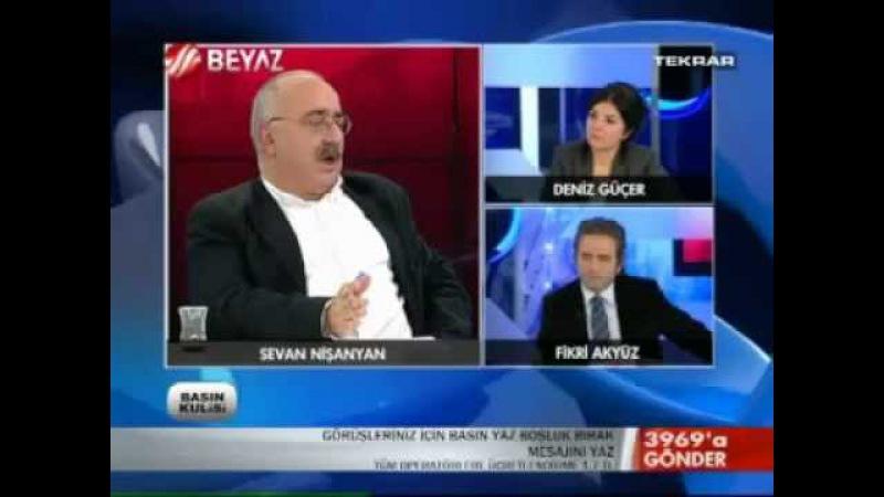 Sevan Nişanyandan Kemalistlere ve Atatürke hakaretler ard arda