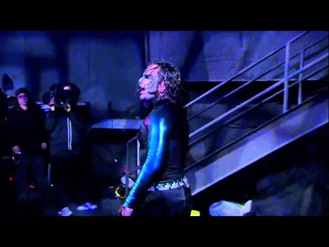 Jeff Hardy Swanton Bomb From the Heavens