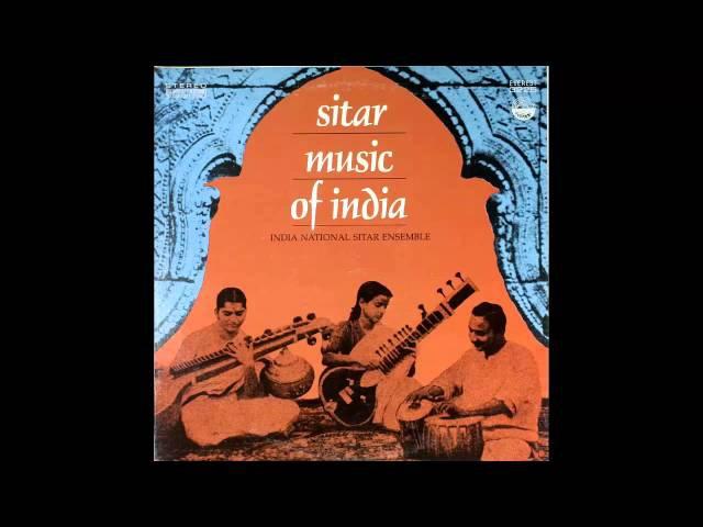 Этническая Музыка (Индия) - Ситар