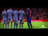 Lionel Messi Free Kick Goal •Barcelona vs Sampdoria •