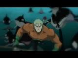 Трейлер мультфильма Лига Справедливости Трон Атлантиды