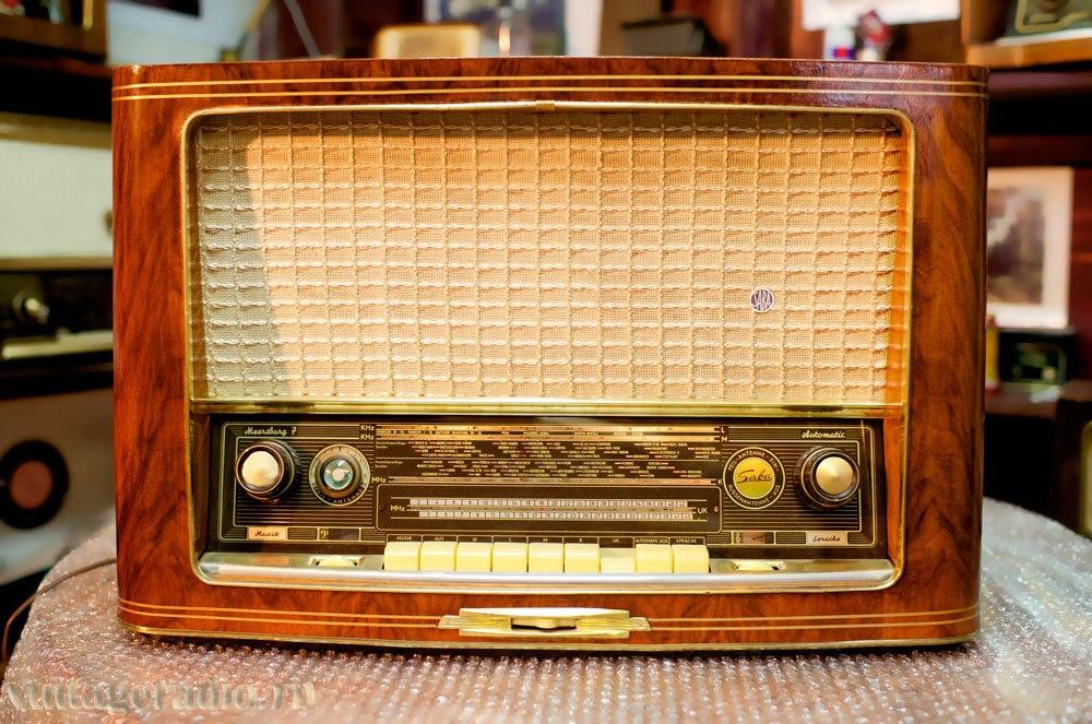 Радио и счастье
