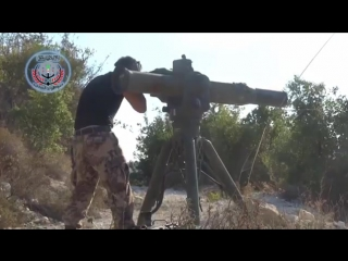 ИГИЛ взрывают Росийский вертолёт в Сирии