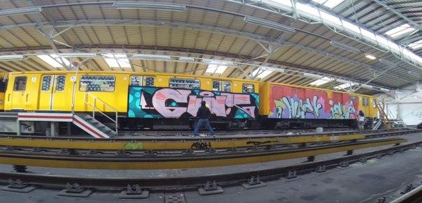 berlin trainwriting