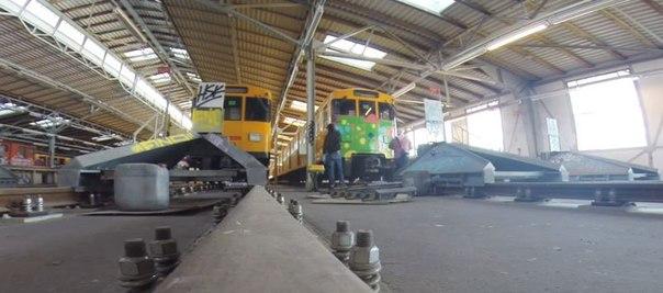 berlin trainspotting