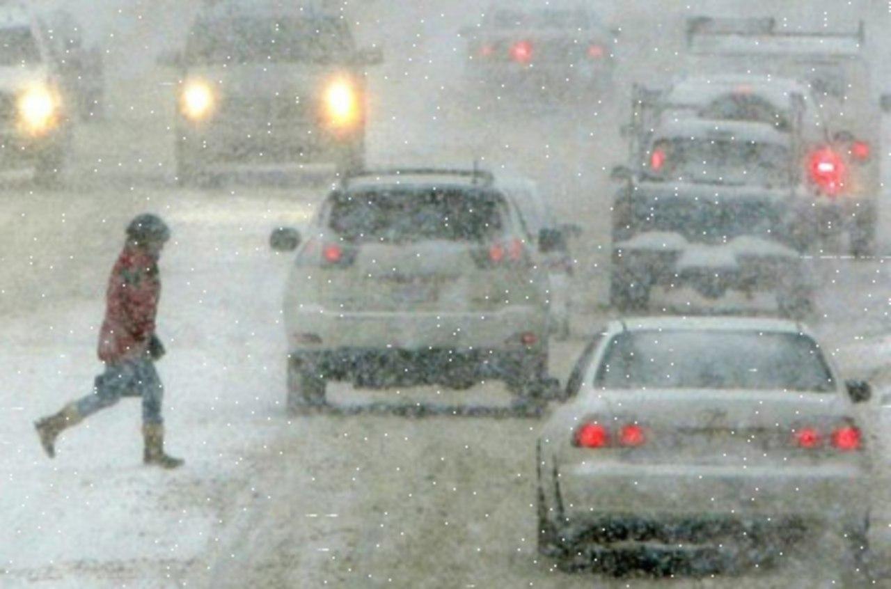 В ночь на 22 января Таганрог и Ростов засыплет снегом