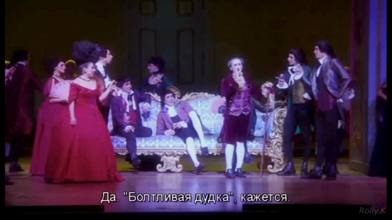 Рок опера Моцарт Триумф Сальери