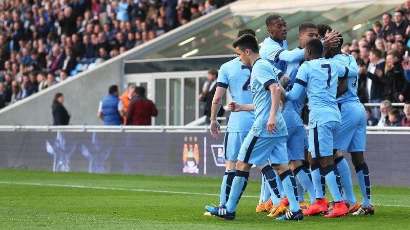 Манчестер Сити U-19, Стэмфорд Бридж, Челси U-19, Манчестер Сити