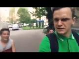 Ларин и фанаты (6 sec)
