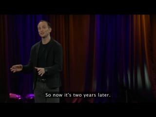 TED Talk JoeGebbia: How Airbnb designs for trust. Действительно вдохновляющее выступление от создателя Airbnb.com. Рекомендую!