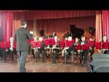 Генри Манчини Розовая пантера - Оркестр Самарец ДШИ 14, Самара