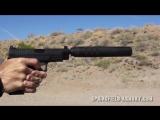 Новые пистолеты Springfield Armory XD(M) с резьбой под глушитель