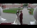 Кристина и Алексей ретро свадьба 12 08 2016 Петровский Путевой Дворец