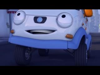 Олли Веселый грузовичок - Мультики про машинки - Серия 36 - Держи вора! (Full HD)