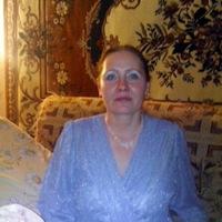 Анкета Елена Винокурова