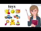Урок 7 Англйська мова 1 клас. My Toys Частина 1