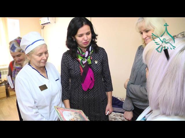Богадельня в Тюмени